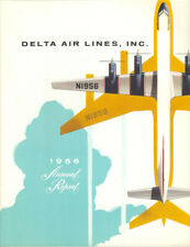 Delta Air Lines annual report 1956 [0095] Buy 4+ save 25%