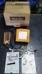 REMOTE CONTROL UNIT 10 FUNCTION TILT TRAYS, CRANES, ETC  12 V or 24V