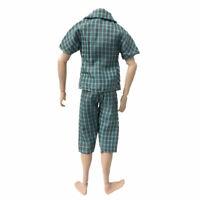 1 Set Puppe Kleidung Anzug für Ken Fashion Handgefertigte Mantel Hosen~ V5F B8S3