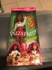 1994 Mattel Pizza Hut Pizza Party AA Skipper Barbie