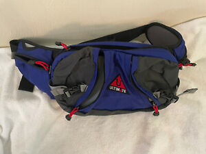Pre-owned Ultimate Direction Running Hydration Waistpack