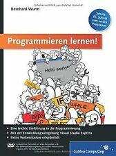 Programmieren lernen!: Schritt für Schritt zum erst... | Buch | Zustand sehr gut
