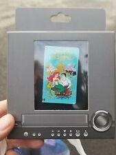Disney quarterly series tape pin ariel the little Mermaid