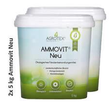 AMMOVIT NEU 2x5 kg, ökologischer Sanitärzusatz, Geruchs- und Fäkalienbehandlung