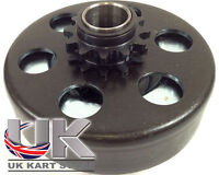 Max-Torque 12t 420 Pitch Centrifugal Clutch Black Spring UK KART STORE