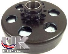 Max-Torque 12t 420 Pitch Centrifugal Clutch Black Spring UK KART STORE