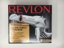 """""""New - Open Box"""" - Revlon Salon Ionic Infrared Hair Dryer"""