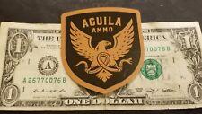 OEM Original Aguila Ammo Bird Sticker/Decal Tactical AR AK