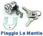 5651 rif.piaggio 025911 SERRATURA BAULETTO POSTERIORE VESPA 160 GS VSB1