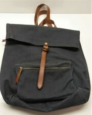 Madewell Canvas Foldover Backpack  - $98