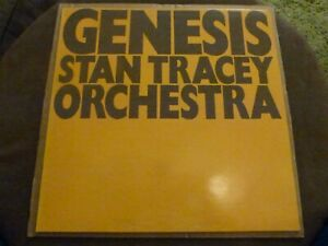 STAN TRACEY ORCHESTRA - GENESES  - UK ISSUE -  VERY GOOD++