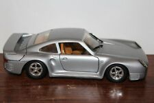 VERY NICE REVELL DIECAST PORSCHE 959 COUPE 1:24 SCALE