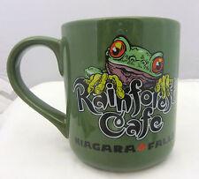 Rainforest cafe Niagara Falls Tree frog image Coffee Mug cup large oversized