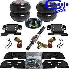 Air Tow Assist Load Level Kit 2003 - 2013 Dodge Ram 2500 3500 No Drill Install