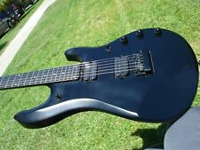 Music Man USA John Petrucci JP6 6 String Stealth Black Piezo Fully Loaded