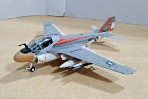 35-420 UNBRANDED 1/72nd Scale GRUMMAN A-6 INTRUDER BUILT Plastic Model JUNKYARD