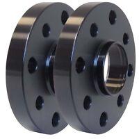 Spurverbreiterung Aluminium 2 St/ück 30 mm pro Scheibe // 60 mm pro Achse T/ÜV-Teilegutachten inkl