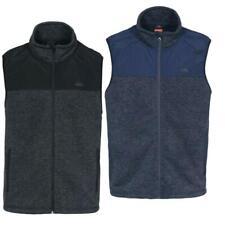 Trespass Mens Leafminer Bodywarmer Fleece Gilet Insulating Vest