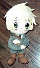 "Hetalia England Plush Doll Stuffed 8"" Toy #GG73"