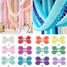 3m Paper Garland Banner Bunting Birthday Baby Shower Wedding Party Hanging Decor