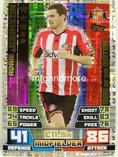 Match Attax 2014/15 Premier League - #392 Adam Johnson - Man of the Match