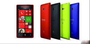 "HTC 8X C620e Original Unlocked 4.3"" Window Phone 3G Wifi 16GB Camera  8.0MP"