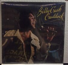 "Billy ""Crash"" Craddock Sings His Gretest Hits Sealed Record AV-1078"