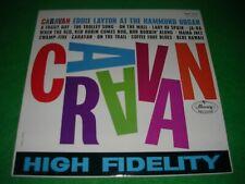 eddie layton at the hammond organ caravan LP 1960 mercury MMC 14058