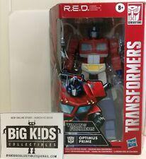 Transformers R.E.D (Robot Enhanced Design) Series OPTIMUS PRIME - STOCK IN HAND