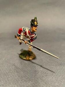 Britains #17700 Waterloo British Napoleonic Coldstream Lt. Co. Charge, NOBOX