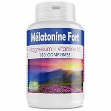 Mélatonine Fort - 1.8mg - 180 comprimés