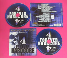 CD Compilation Claudio Lancinhouse Forever Hardcore 4 CYBERNATORS no lp(C43)