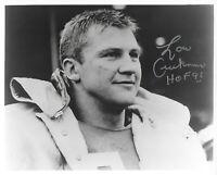 LIONS Lou Creekmur signed photo AUTO w/ HOF 96 Autographed 8x10 Detroit