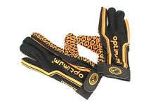 Rugby Gloves Mitts Optimum Velocity Full Finger Thermal Gloves,Unisex Small