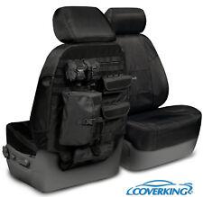 CORDURA BALLISTIC® Tactical Front Seat Covers *Custom Made to fit Jeep Wrangler