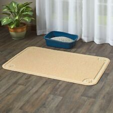 New ListingLitter Box Mat for Cats – Ivory - Jumbo