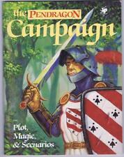 Campaign: Plots, Magic, & Scenarios (Pendragon Campaign 2702 Chaosium Inc.)