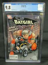 Batgirl #6 (2009) Adam Beechen Story DC CGC 9.8 A615