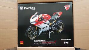Pocher 1:4 Scale Ducati 1299 Panigale S Anniversario