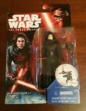 STAR WARS KYLO REN Unmasked Figure Force Awakens Ships Free Best Price for this!