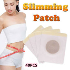 40 Pcs Slimming Patch Belly Abdomen Weight Loss Burning Fat Detox Adhesive Patch