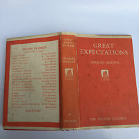 VINTAGE BOOK GREAT EXPECTATIONS BY CHARLES DICKENS