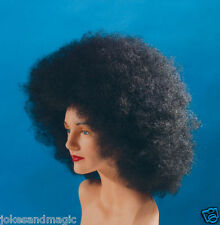 Black Afro Wig Costume halloween party dress up prop