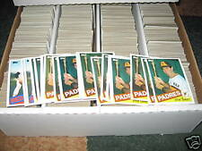 (100) 1985 Topps Lot - YOU PICK - FINISH YOUR SET - NMMT