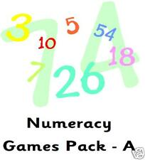 Teachers A1 Little Helper - Numeracy Games Pack - A
