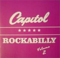 CAPITOL ROCKABILLY Volume 2 CD - 1950s Rock 'n' Roll NEW 30 tracks, Gene Vincent