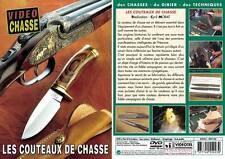Les couteaux de chasse  - Armes - Vidéo Chasse