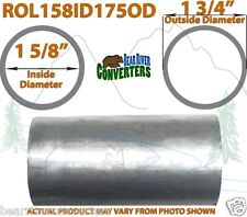 """1 5/8"""" 1.625 ID to 1 3/4"""" 1.75"""" OD Exhaust Pipe to Component Adapter Reducer"""