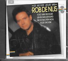 ROB DE NIJS - De mooiste liedjes van CD Album 14TR (EMI BOVEMA) 1986 Holland