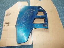 suzuki rm 125 250 89 90 91 92 front side panel plastics evo